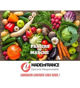 Panier du marché Mixte LIVRAISON du 21 au 25 septembre