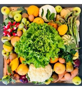Panier Gourmand du 21 au 28 février