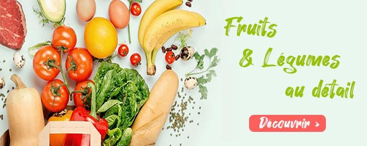 Fruits et Légumes au détail